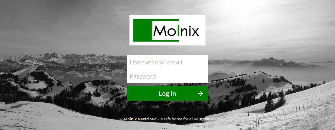 Molnix Nextcloud