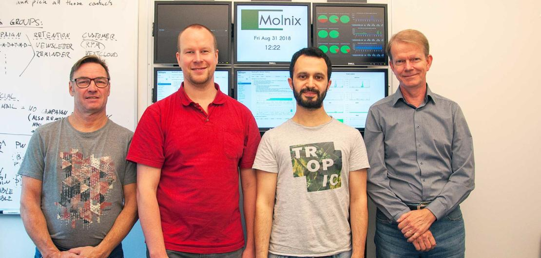 Molnix team